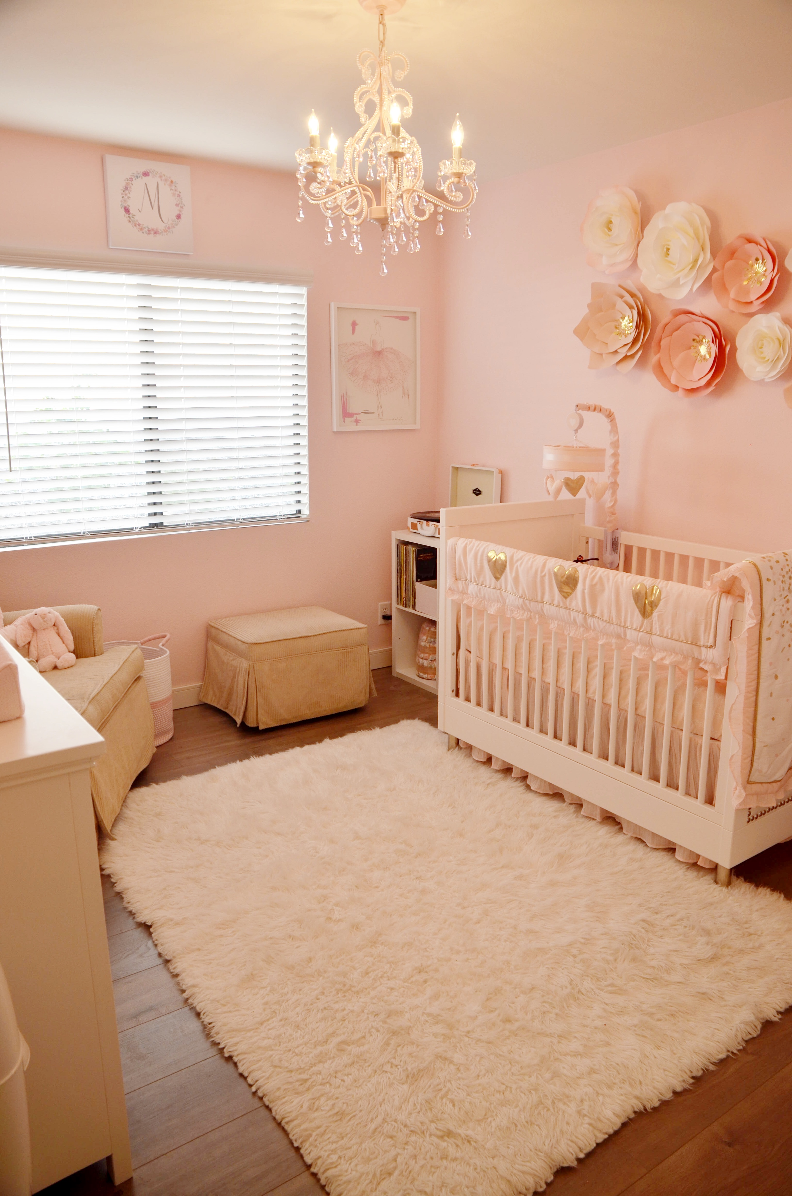 e58acd91e54 Baby Room Makeover x Amber Nicole Fashion - Amber Nicole Fashion
